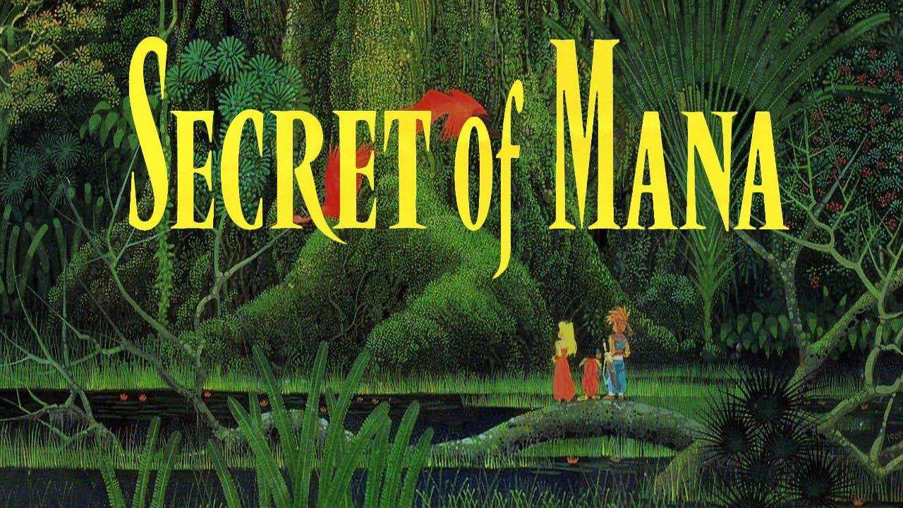 Top 25 SNES Games - #20 Secret of Mana (Part 1/3)