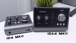 Audient iD4 / iD14 MKII USB Audio Interface Impressions!