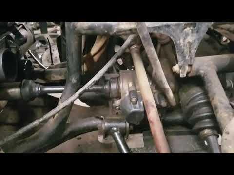 2 Bronco Front Gas Shocks Kawasaki Brute Force 750 4x4 /& Brute Force 650i 4x4