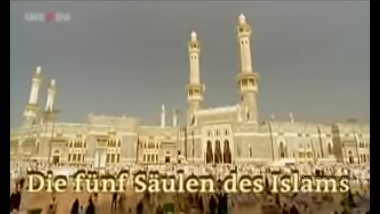 Fünf Säulen Des Islams