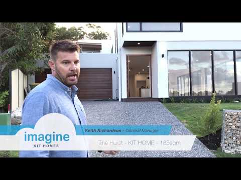The Hurst Kit Home Design – by Imagine Kit Homes