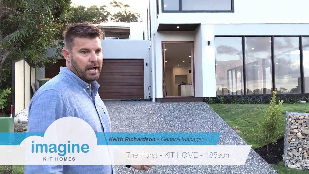 The Hurst Kit Home Design   By Imagine Kit Homes