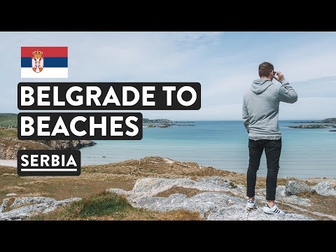 LEAVING BELGRADE ✈ Where next? A new country for us after Serbia