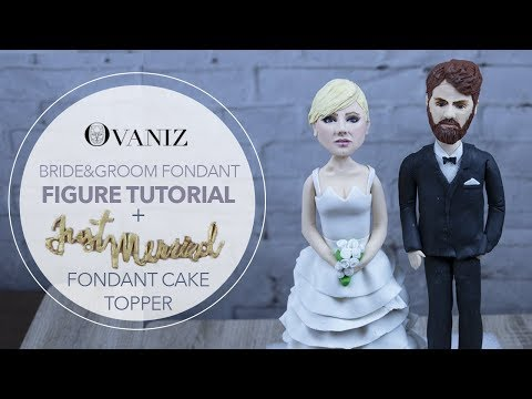 Wedding Cake Toppers | Bride And Groom Cake Topper | Wedding Toppers | Unique Wedding Cake Toppers