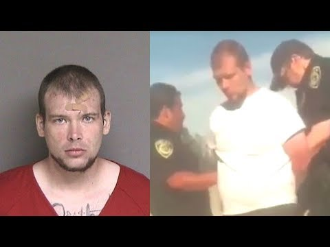 VIDEO/AUDIO: BART stabbing death suspect arrested