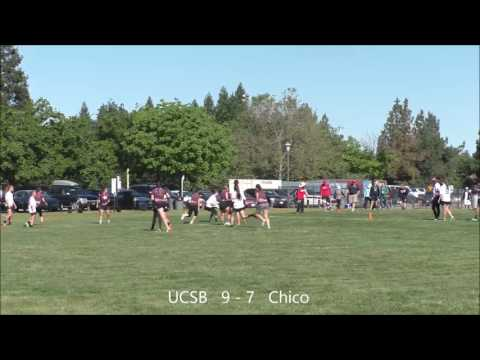 2017 SW Regionals UCSB vs Chico