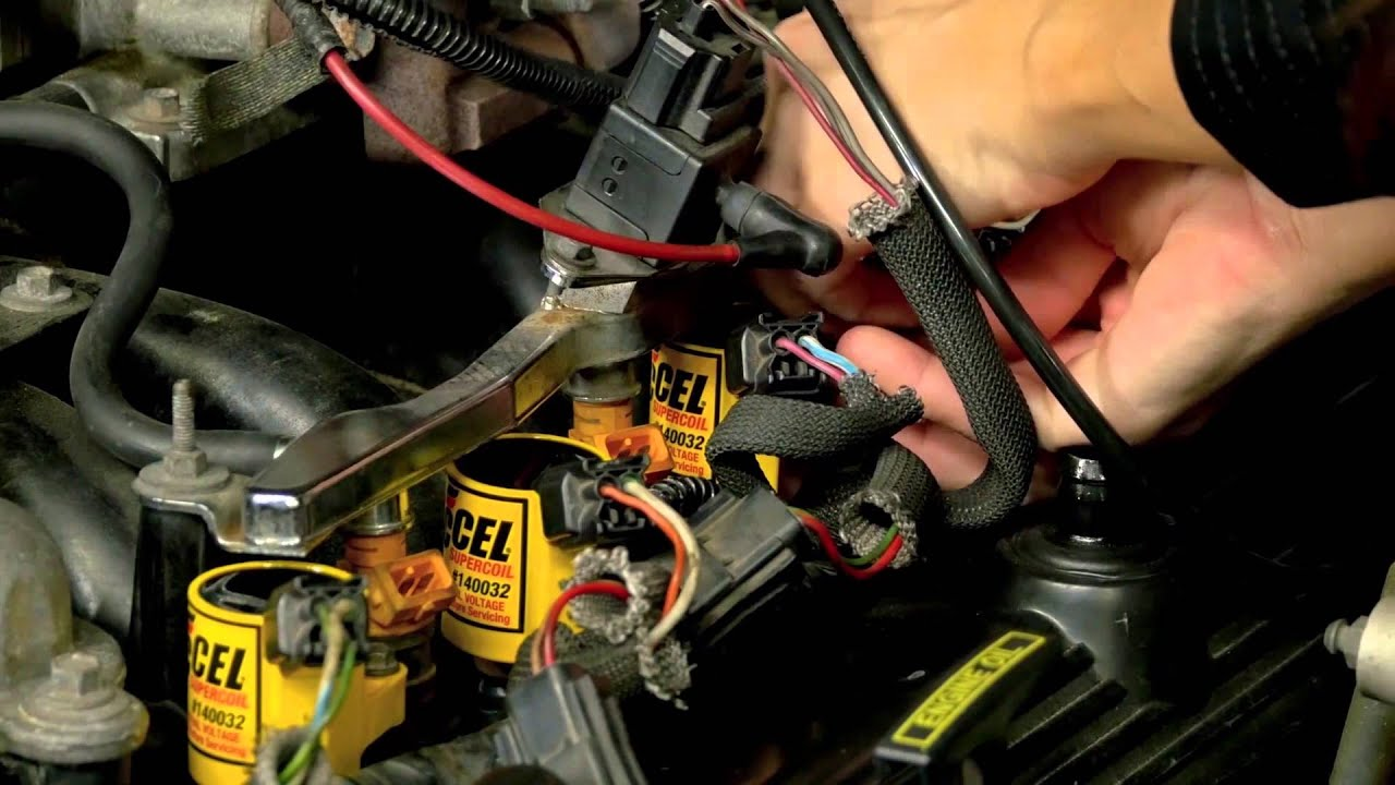 Accel Performance Fuel Injectors