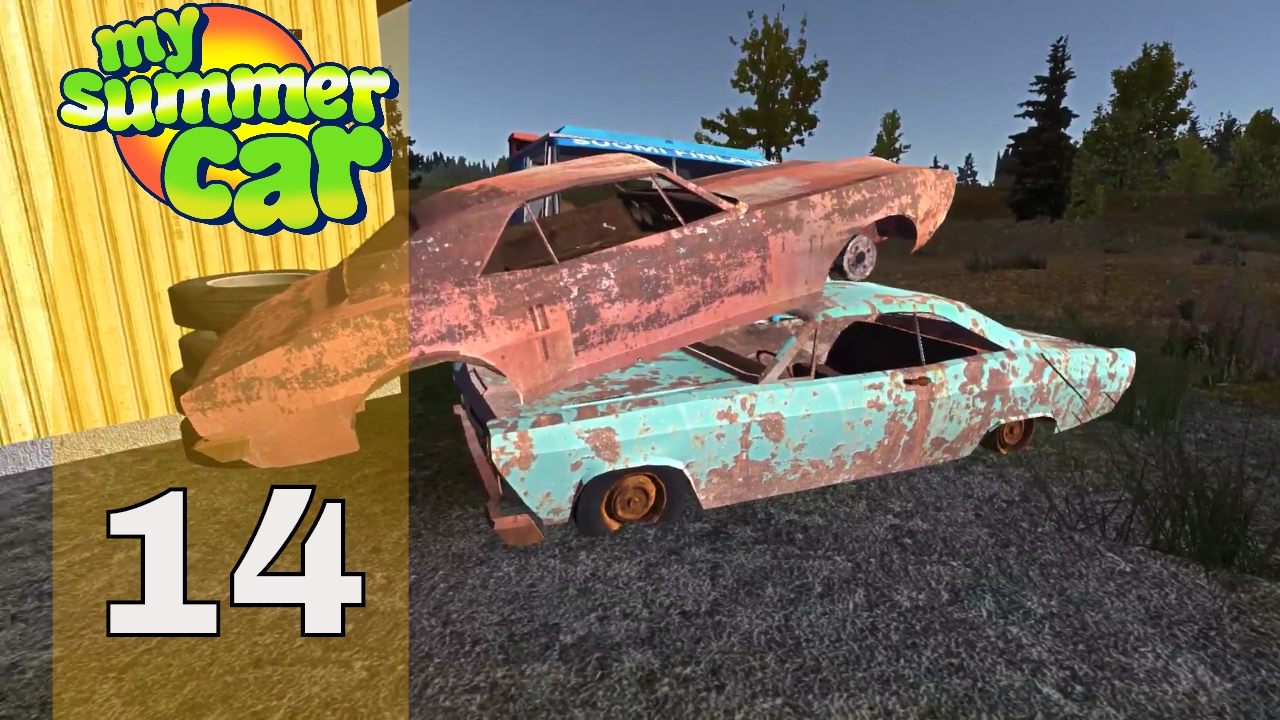 Lost Money on Scrap Car - Episode 14 My Summer Car Early Access ...