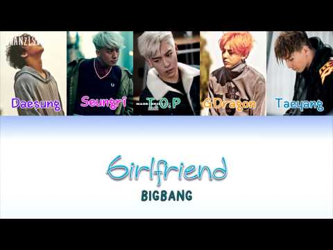 BIGBANG - GIRLFRIEND (Indo Sub) [ChanZLsub]