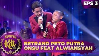 Sukaa Betrand Peto Putra Onsu Kolaborasi Bareng Bocah Viral Alwiansyah Kontes Kdi 2020 17 8 MP3