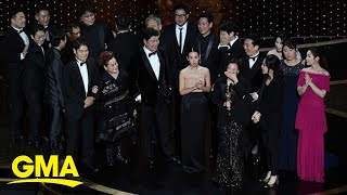 Oscars 2020: 'Parasite' breaks barriers and wins Best Picture