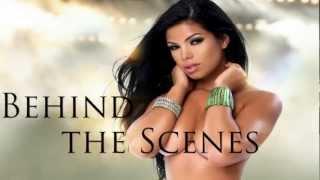 Suelyn Medeiros October 2012 Cover Model