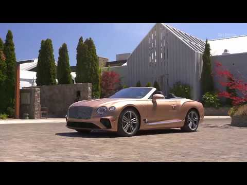 2020 BENTLEY CONTINENTAL GTC CONVERTIBLE INTRODUCE.