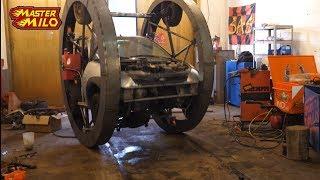 2 wielige auto bouwen & testen! Deel 3 (Di-wheel)
