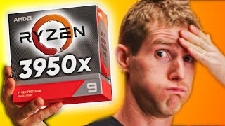 Intel Could Take YEARS to Catch Up - Ryzen 9 3950X Review