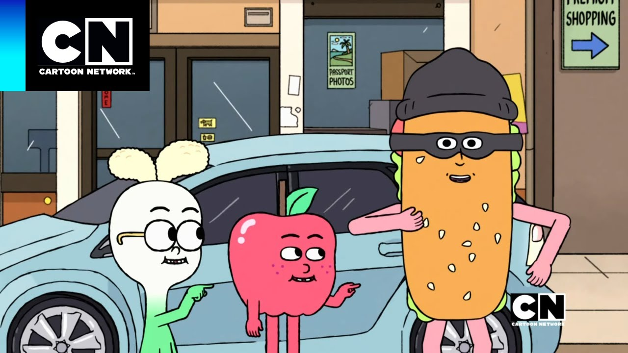Carro | Apple & Onion | Cartoon Network