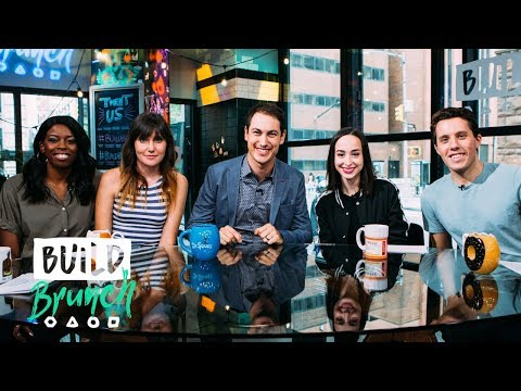 BUILD Brunch: July 26, Joey Logano Joins The Table - YouTube