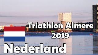 THE NETHERLANDS Triathlon Almere;  Challenge Almere-Amsterdam 2019