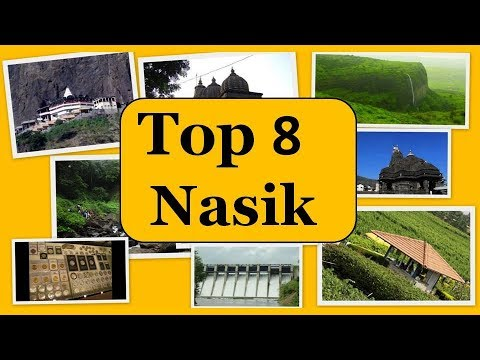 Nasik Tourism | Famous 8 Places to Visit in Nasik Tour