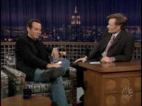 Will Arnett  Late Night with Conan O'Brien  April 1, 2005