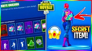 "How To Get ""BRITE BAG"" in FORTNITE! *SECRET* ITEM On FORTNITE FOUND! How To Find The RAINBOW BAG!"