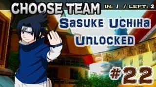 Naruto Uzumaki Chronicles 2 Part 22: Sasuke Uchiha Unlocked!