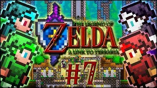 TLoZ: A Link to Terraria #7 - Walka z Ganondorfem