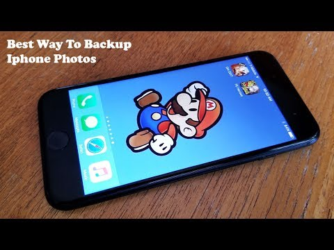 Best Way To Backup Iphone Os