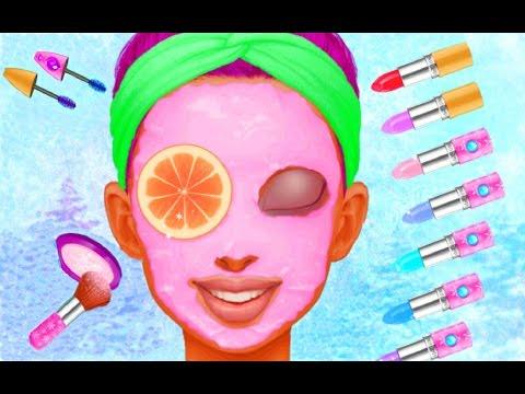 Princess Gloria Makeup Salon | Dress Up & Beauty Makeover Club Care Kids Games for Girls