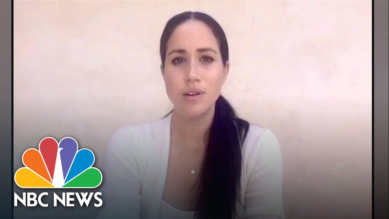 Meghan Markle Speaks Out About George Floyd And Police Brutality
