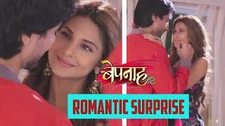 Bepannah : Aditya Gives Romantic Surprise To Zoya | Jennifer Winget, Harshad Chopra
