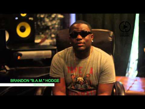 """Brandon """"B.A.M.""""  Hodge On Evolving Into A Producer As A Musician and Musical Lineage"""