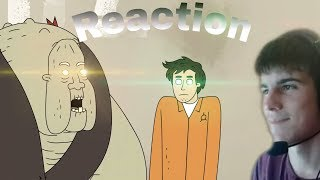 Connors an SCP. Confinement EP1: The Cannibal by Lord Bung Reaction thumbnail