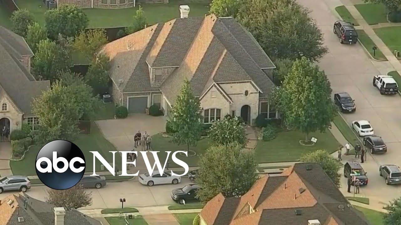 Investigators search El Paso shooter's home for motive