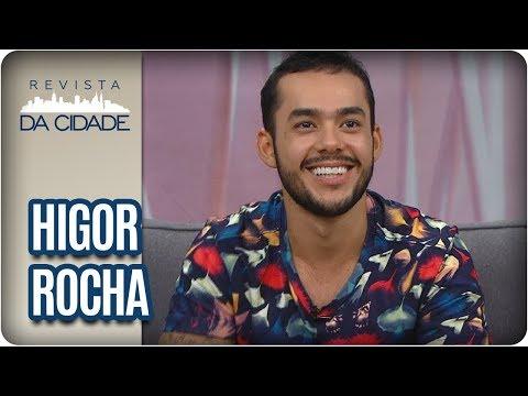 Música E Bate-Papo Com Higor Rocha - Revista Da Cidade (01/03/18)