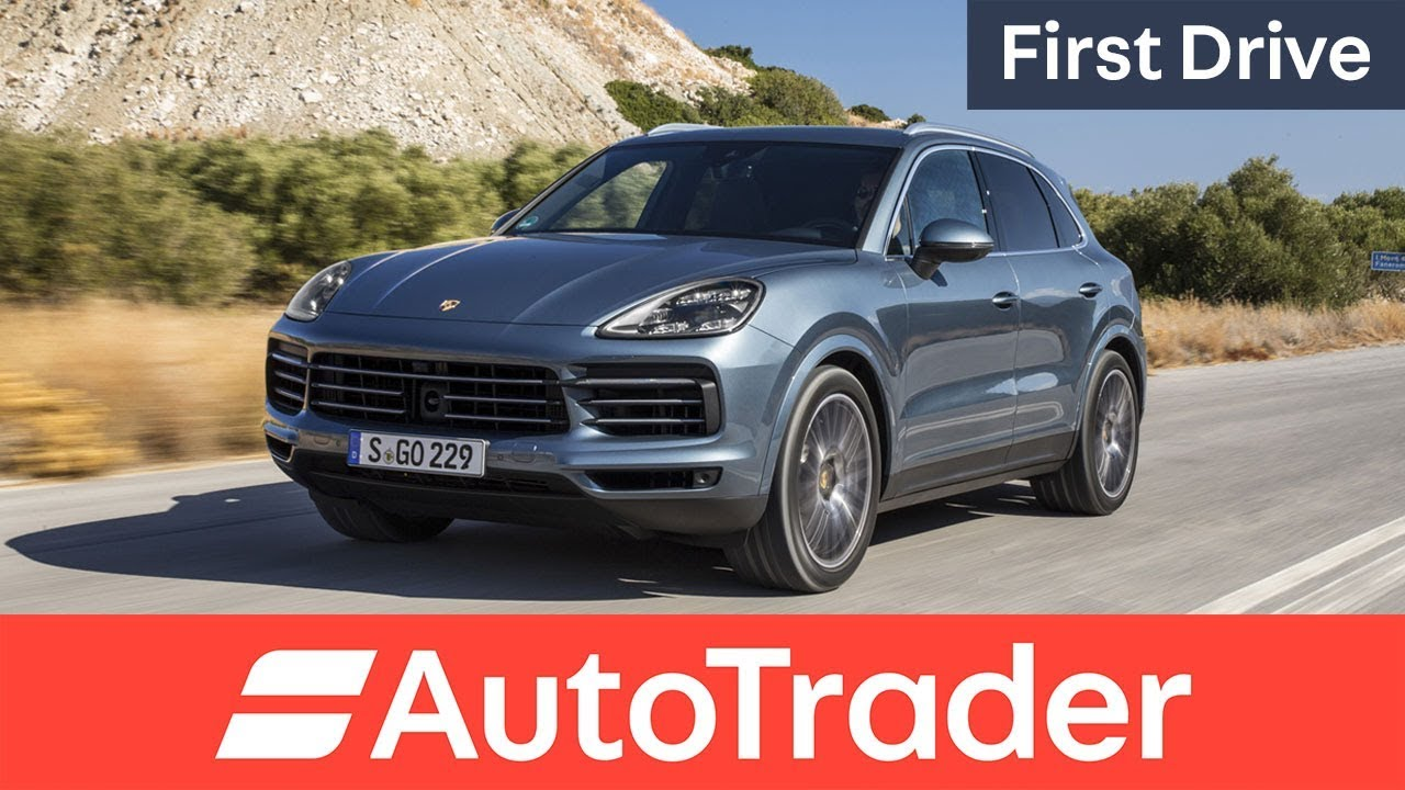 Porsche Cayenne 2018 first drive review - YouTube
