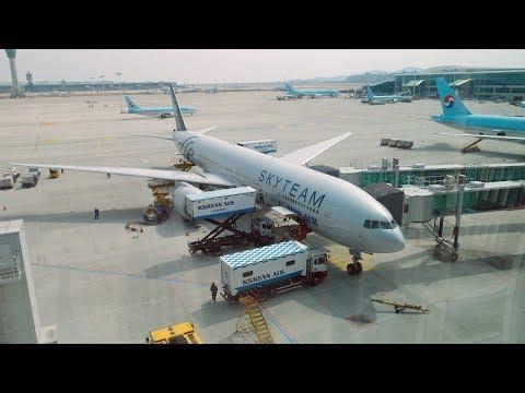 KOREAN AIR SEOUL TO JAKARTA EXPERIENCE