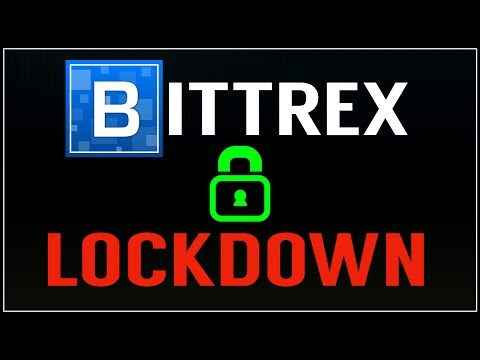 BITTREX - How to Secure your Bittrex account the best way possible