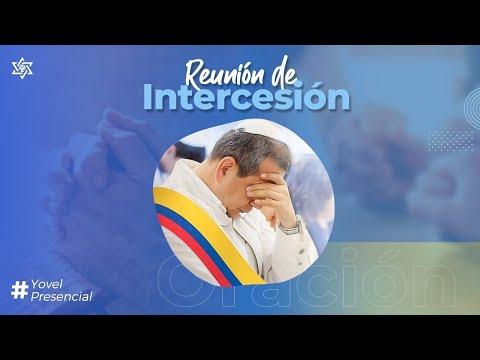 Reunión semanal de #oración e #intercesión - 13 Octubre 2021
