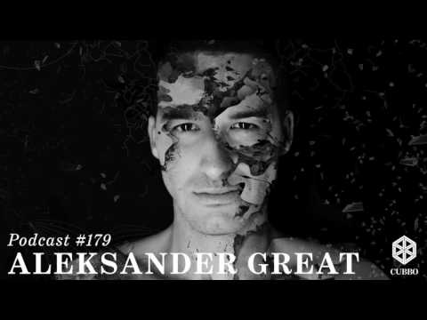 Cubbo Podcast 179 Aleksander Great (SI)