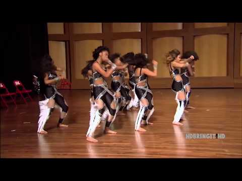 Dancing Dolls vs. Purple Diamonds - Battle Royale 2015 (Slow Stand)