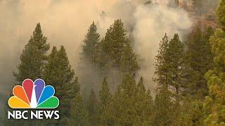 Tamarack Fire: California Fire Forces Multiple Evacuations