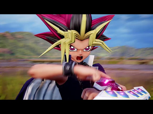JUMP FORCE - Yugi Character Trailer | X1, PS4, PC