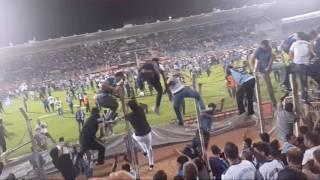 Demirsporlular dellendi 5 Ocak Stadı yıkıldı (Son dakika golüyle Finale yükseldi)