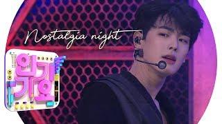VICTON(빅톤) - nostalgic night(그리운 밤) @인기가요 Inkigayo 20191110