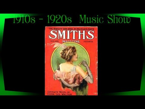 Music Of Yesterday Selections From The 1910s 1920s 1930s @Pax41