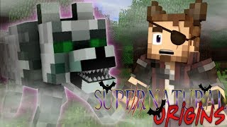 BLOOD TRAPS! - Minecraft Supernatural Origins #17 (Werewolf Modded Roleplay)