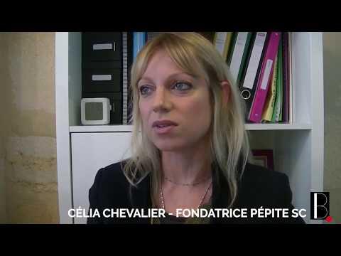 Cécile CHevalier, Pepite SC - Elles font l'économie bordelaise autrement - Bordeaux Business