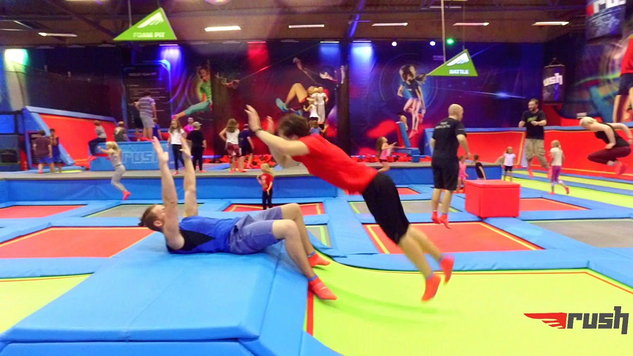 46d0d1f685c Rush trampolinepark Stavanger