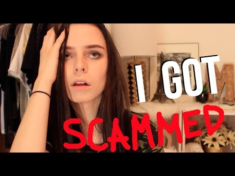 I GOT SCAMMED TRYING TO BUY HARRY STYLES TICKETS